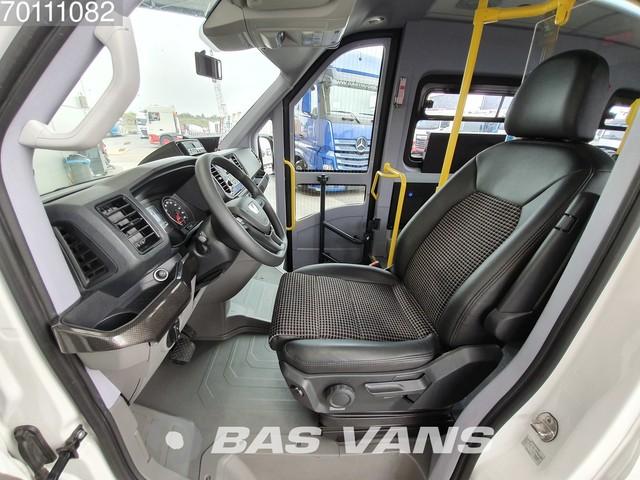 MAN TGE 2.0 TDI Aut Personenbus 16 zit + 22 staan -plaatsen Rolstoel 38Personen Airco Cruise