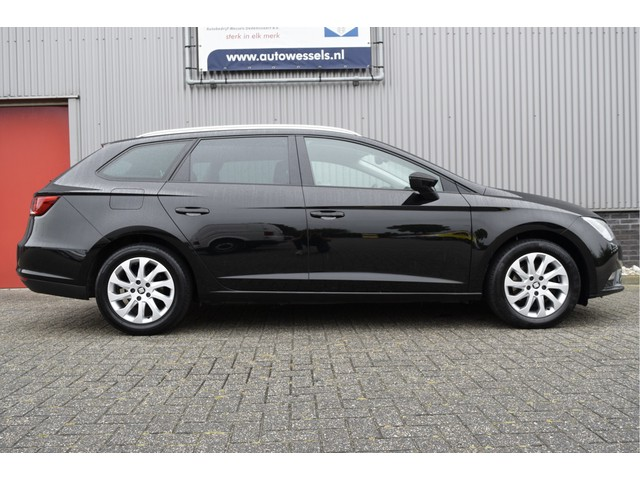 Seat Leon ST 1.6 TDI Style Connect navigatie, bluetooth, climate control,