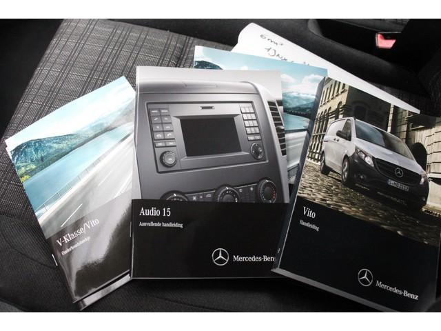 Mercedes-Benz Vito 111 CDI 114 pk Dubbel Cabine Airco, Cruise Control, Bluetooth