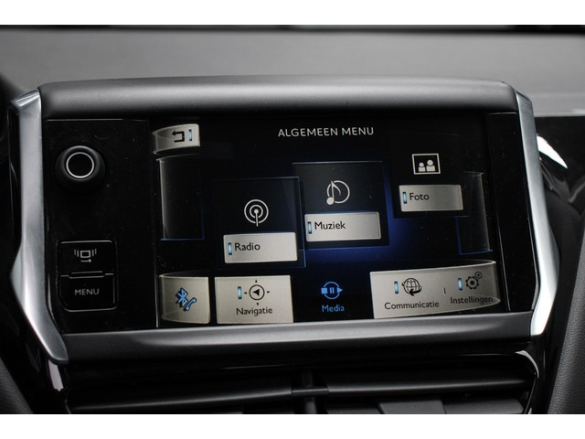 Peugeot 208 1.2 VTi Blue Lease 82pk Navi, Airco, 1e eig., NAP, Cruise control, PDC achter, Nette Auto