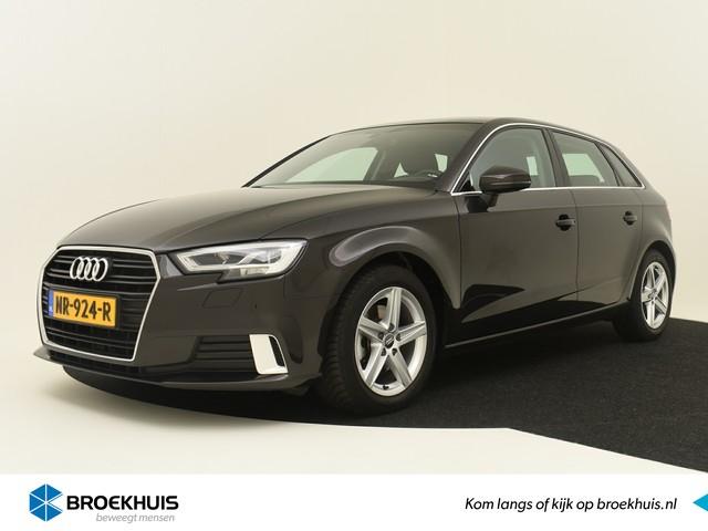 Audi A3 Sportback 1.0 TFSI 115PK Sport Lease Edition ! BTW   DRIVE SEL.   CRUISE   NAVIGATIE   CLIMATE   LMV 16''   DEALEROND.