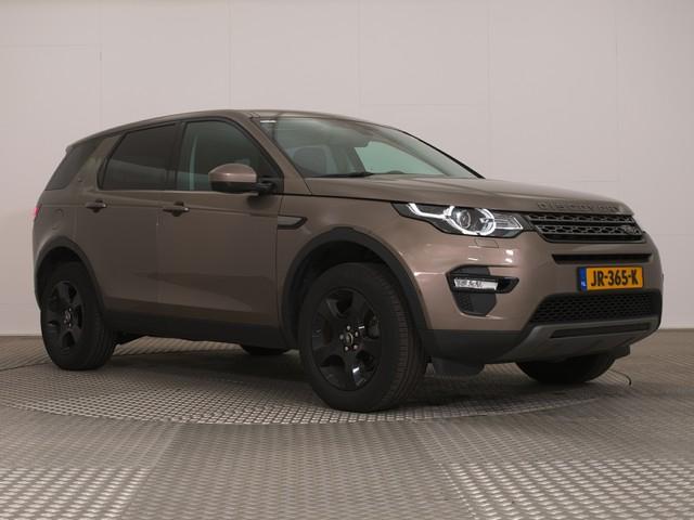 """Land Rover Discovery Sport 2.0 eD4 E-Capability Urban Series SE ECC LEDER NAV PANO 18"""" XENON DGLAS"""