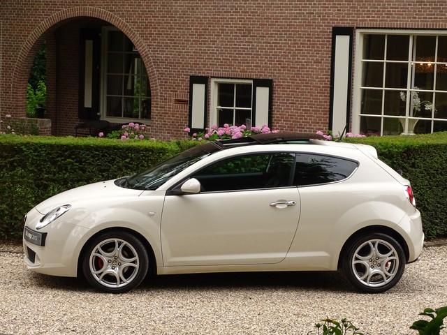 Alfa Romeo MiTo 1.4 T 135PK Automaat Schuifdak Leer Compleet!!