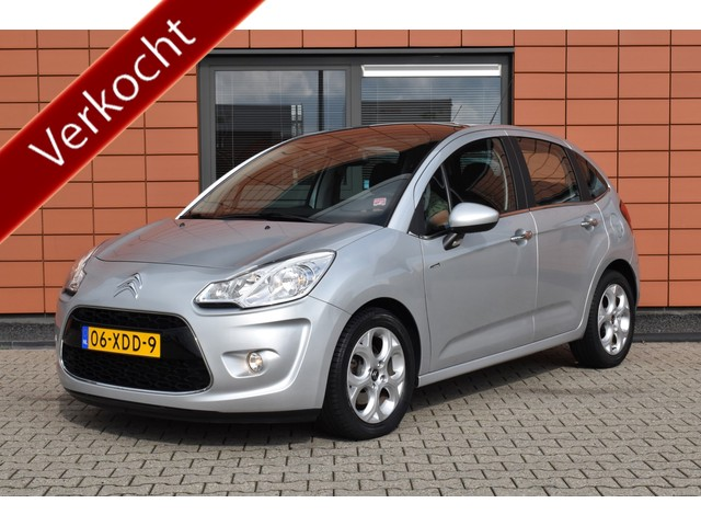 Citroen C3 1.6 VTi AUTOMAAT EXCLUSIVE PANORAMA