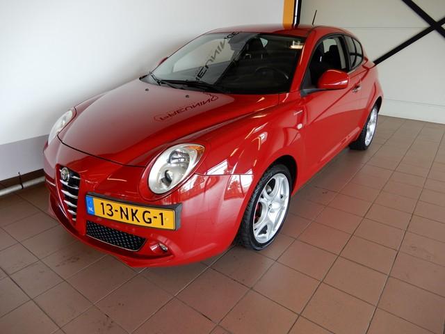 Alfa Romeo MiTo 1.4 T Distinctive l Climate Control l PDC l Cruise l