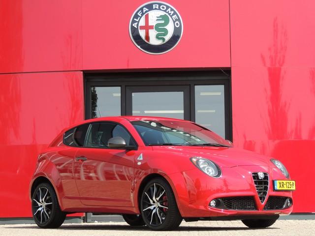 Alfa Romeo MiTo 1.4 Turbo 170pk Automaat Quadrifoglio Verde 18'' LMV   Climate control   Navigatie