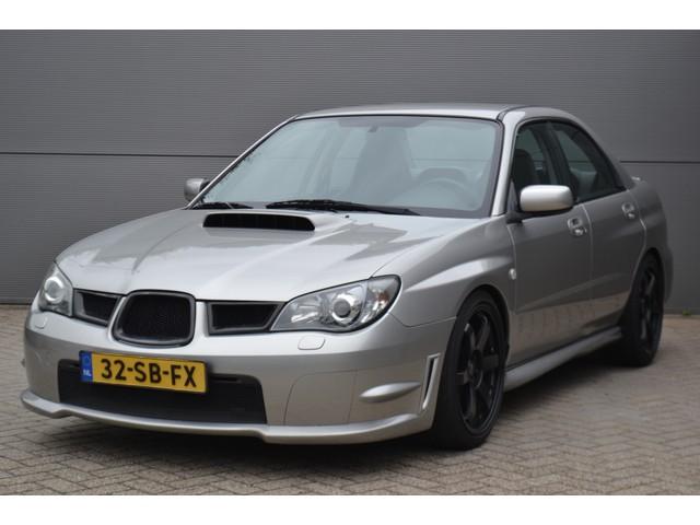 Subaru Impreza 2.5 WRX, Clima, Xenon, org. NL, 300PK.