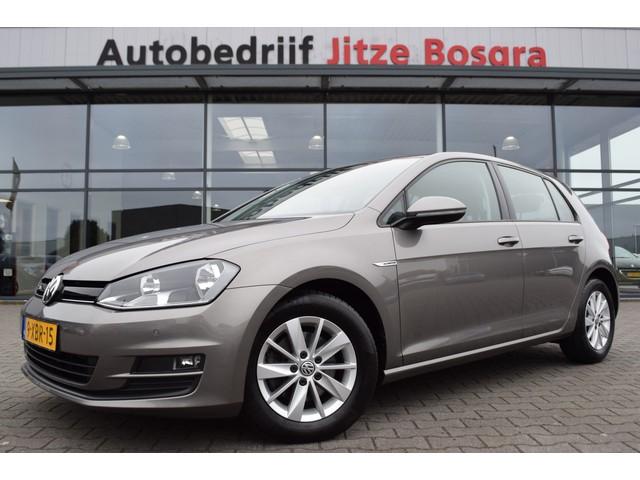 Volkswagen Golf 1.6 TDi 5Drs Comfortline BlueMotion Full Map Navi, Sportstoelen, ECC, Dealer Onderhouden!!
