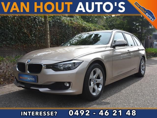 BMW 3 Serie Touring 2.0d Executive | AUTOMAAT | LEDER | LANE ASIST | ADAPTIVE CRUISE CONTROL