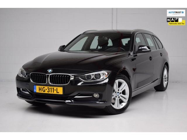 BMW 3 Serie Touring Executive SPORT-LINE AUT ORG.NED&1eEIG NAVI XENON SPORTSTOELEN