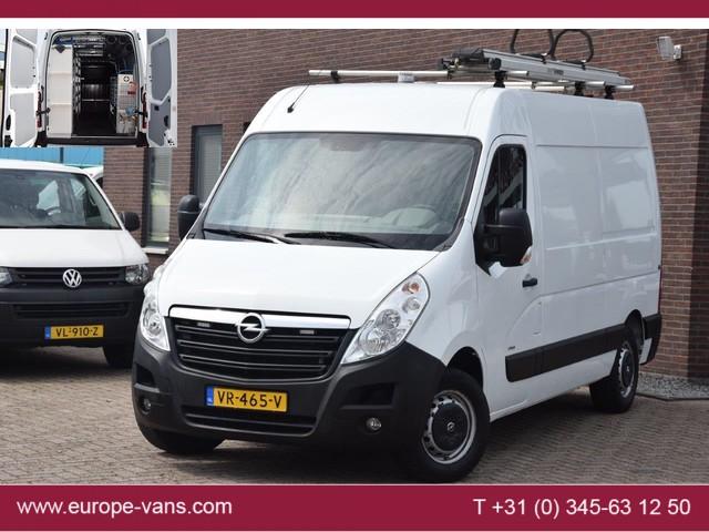Opel Movano 2.3 CDTI 136pk L2H2 Servicewagen Sortimo 11-2015