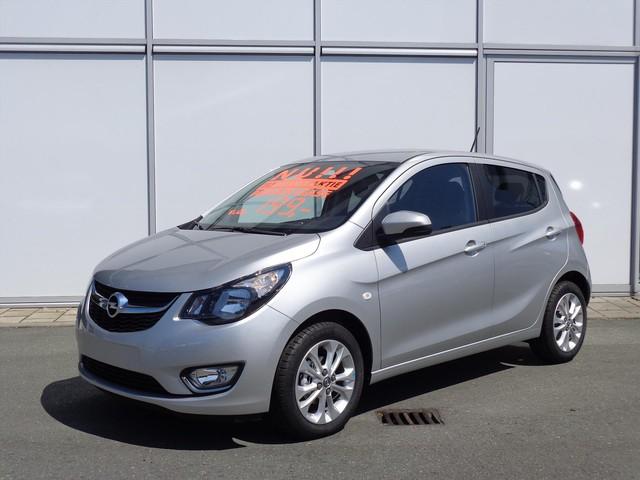 Opel KARL 1.0 75pk Innovation | NAVI | LM VELGEN | DONKER GLAS
