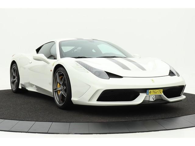 Ferrari 458 Speciale | Lift | Navigatie | Climate controle| Alcantara | Garantie 2021