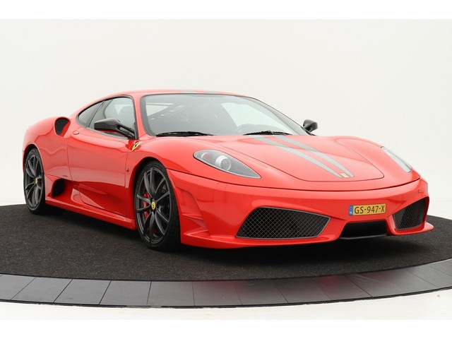 Ferrari F430 4.3 V8 Scuderia | Carbon | Keramisch | Clima | Navi
