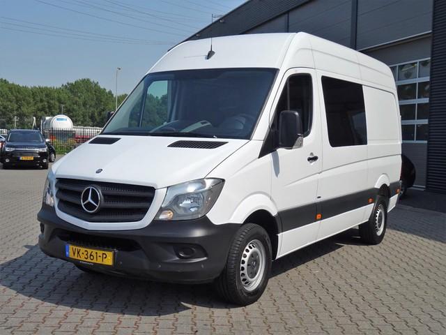 Mercedes-Benz Sprinter 316 2.2 CDI 366 DC L2H2 AUTOMAAT 163PK 6PERSOONS