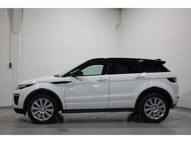 Land Rover Range Rover Evoque 2.0 TD4 SE Dynamic 150pk Automaat Navi, Leder, Camera, Panoramadak, LED