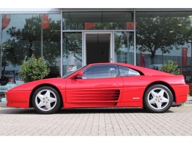 Ferrari 348 3.4 TB U9 Origineel NL, 2e eigenaar