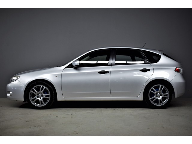 Subaru Impreza 1.5R 108pk Luxury Automaat 5drs Clima Lmw Audio T.haak 97dkm NAP