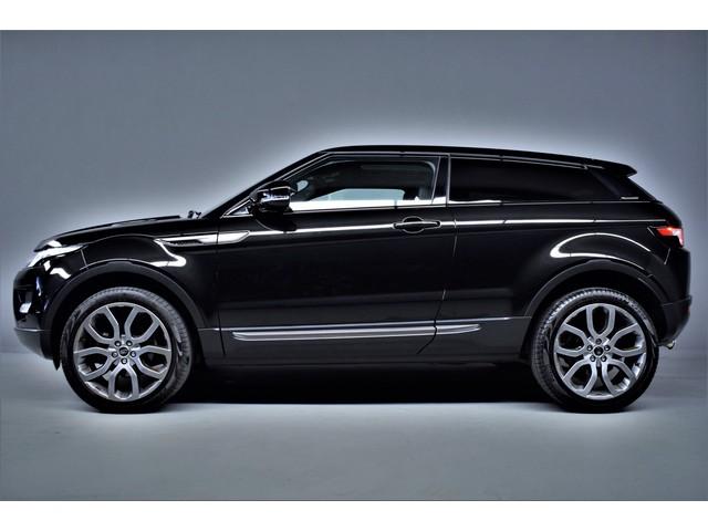Land Rover Range Rover Evoque Coupe 2.2 eD4 2WD Pure Panorama Navi Leer Xenon Pdc Lmv20'' 124dkm NAP