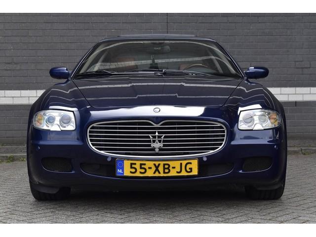 Maserati Quattroporte 4.2 V8 Executive GT   ZF Bak   NL