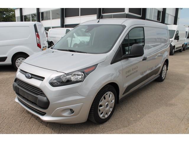 Ford Transit Connect 1.5 TDCI 120PK L2 -  Airco - Navi - Cruise - € 12.900,- Ex.