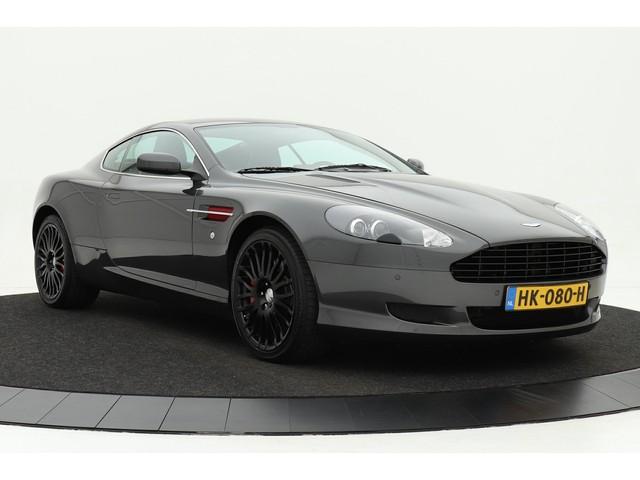 Aston Martin DB9 5.9 V12 Touchtronic | Dealer onderhouden & 13.000 km!