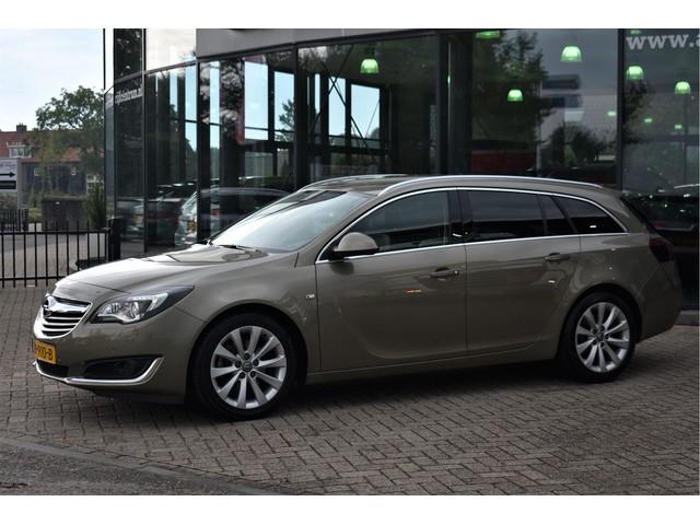Opel Insignia Sports Tourer 2.0 CDTI 140 PK EcoFLEX Cosmo, Leder, Xenon, Navigatie, Stoelverkoeling