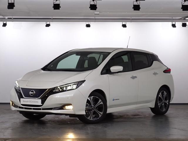 Nissan Leaf Tekna 40 kWh excl. BTW (Batterijkoop) Leer, Navig., Climate, Rondom zicht camera, ProPilot park. Assist