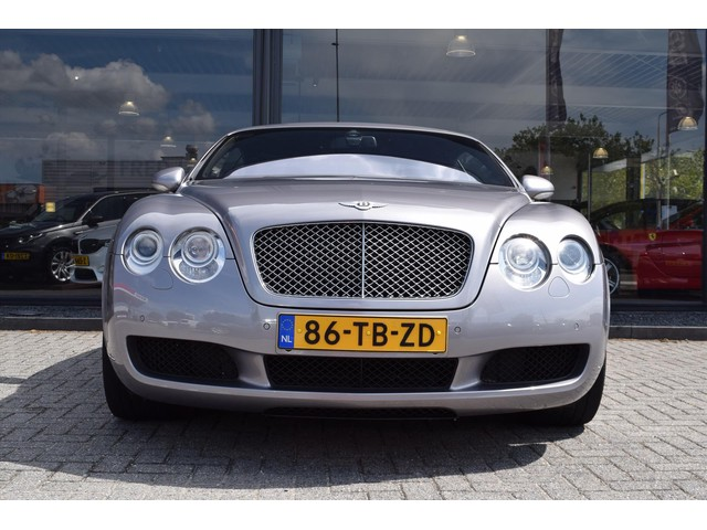 Bentley Continental 6.0 W12 GT | Origineel Nederlands!