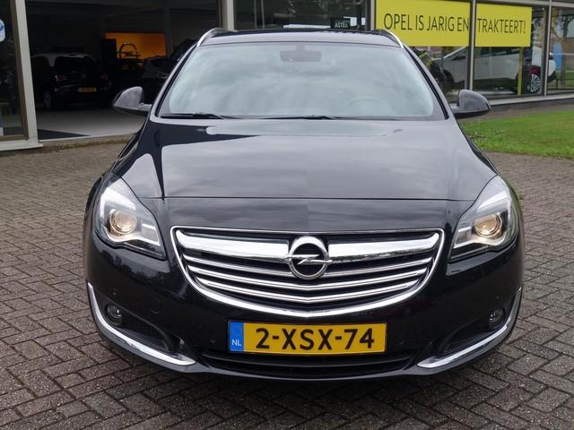 Opel Insignia 1.6 Turbo 170pk Automaat Business+ ECC Navi Trekhaak 18