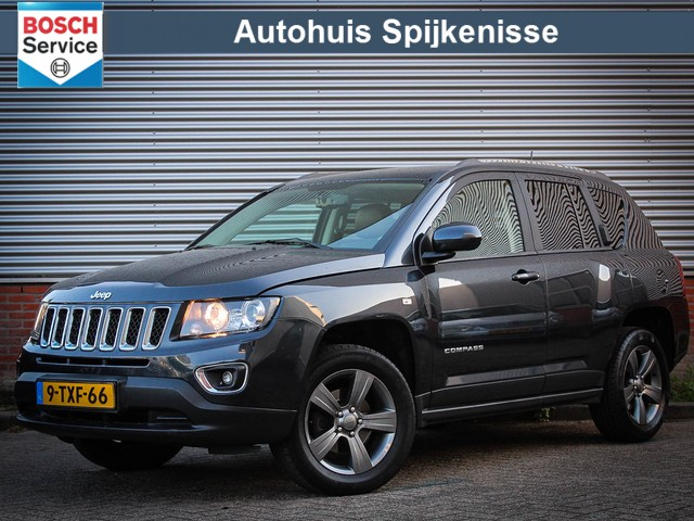 Jeep Compass 2.0 North Business Edition  Navigatie   Camera   Nw Model