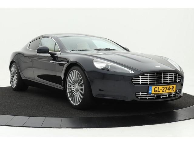 Aston Martin Rapide 6.0 V12 | B&O | DVD entertainment | Volledig Aston onderhouden | Nieuwstaat!