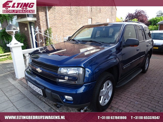 Chevrolet Trailblazer 4.2 LTZ YOUNGTIMER