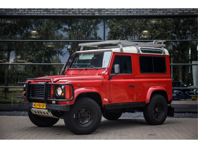 Land Rover Defender 2.5 90 Td5 County 6p.