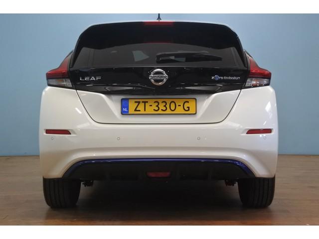 Nissan Leaf Tekna 40 kWh 4 % bijteling