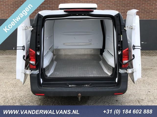 Mercedes-Benz Vito 114CDI Lang Koelwagen Kestner, Airco, Cruisecontrol