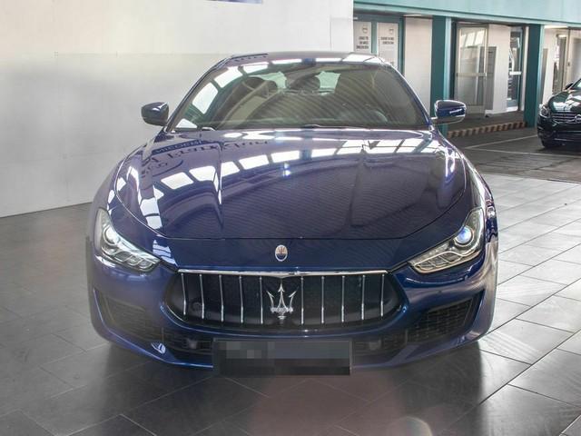 Maserati Ghibli 3.0 V6 350 PK Camera 19 Inch Bruin Leer