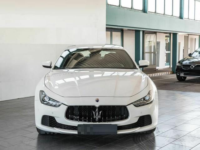 Maserati Ghibli 3.0 V6 D 275 PK ACC
