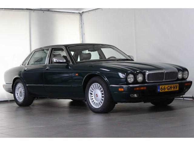 Jaguar XJ 6.0 V12 Daimler