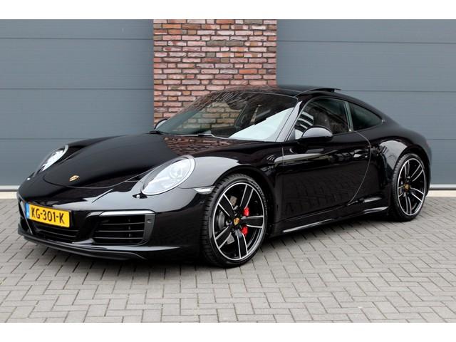 Porsche 911 3.0 CARRERA 4S Aut7, PDK, PASM, Porsche Dynamic Light, Connect Plus, Sport-chrono, Bose, Schuifdak, Memory, Etc., Nieuwstaat !