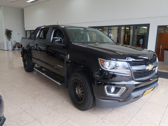 Chevrolet Silverado   Colorado Z71 Dubbel Cabine Off Road 4X4