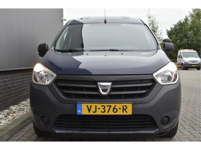 Dacia Dokker 1.5 dCi 75 Ambiance navigatie, bluetooth tel, schuifdeur rechts, airco,