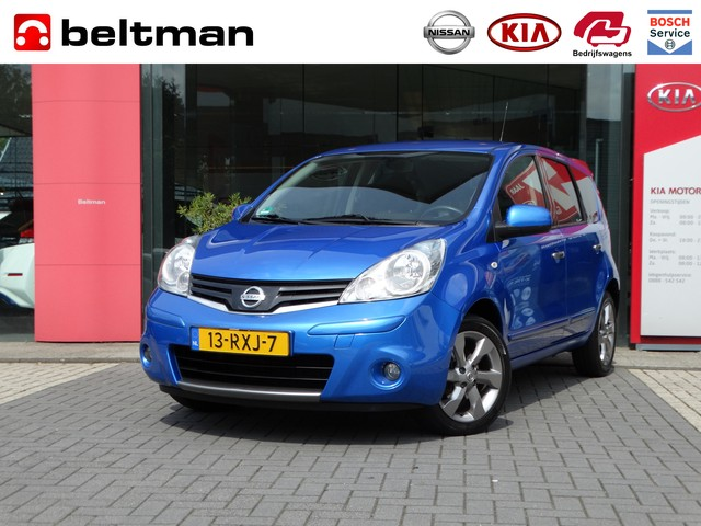 Nissan Note 1.6 Connect Edition | NAVI | BLUETOOTH | PARKEERSENSOR