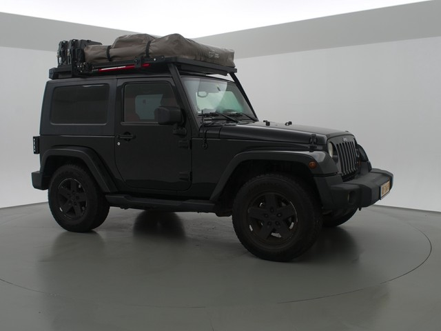 Jeep Wrangler 3.8 V6 4X4 SAHARA - OVERLAND READY - DAKTENT   ROOFRACK