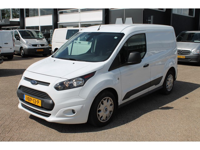 Ford Transit Connect 1.5 TDCI - Clima - Navi - Cruise - €10.950,- Ex.