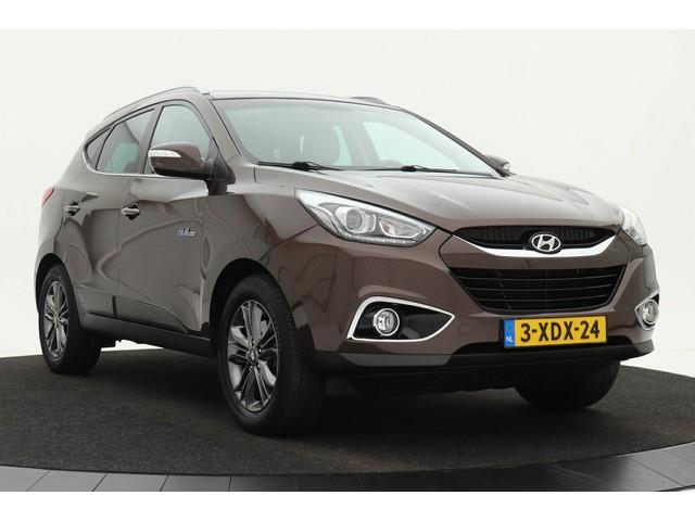 Hyundai ix35 1.6i GDI Business | Navigatie | Climate control | Volleder | Lichtmetalen velgen | Privacy glass | Trekhaak