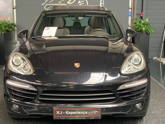 Porsche Cayenne 3.0 D Luchtvering * Panodak * Leer * Bose