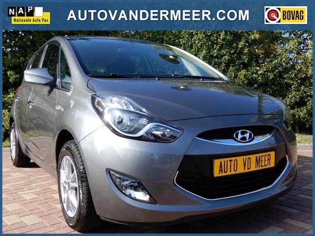 Hyundai ix20 1.6i Premium AUTOMAAT AIRCO MULTIFUNC. STUUR ETC.!