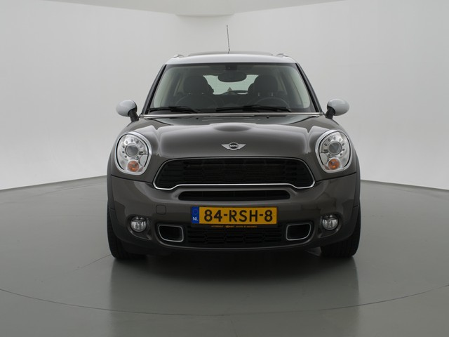 MINI Countryman 1.6 COOPER S ALL4 AUT. CHILI + PANORAMA   LEDER   NAVI   XENON