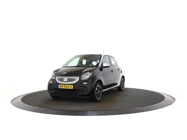 Smart Forfour 1.0 Essential Edition Panoramadak